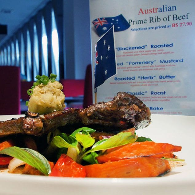 Aussie prime rib 2012