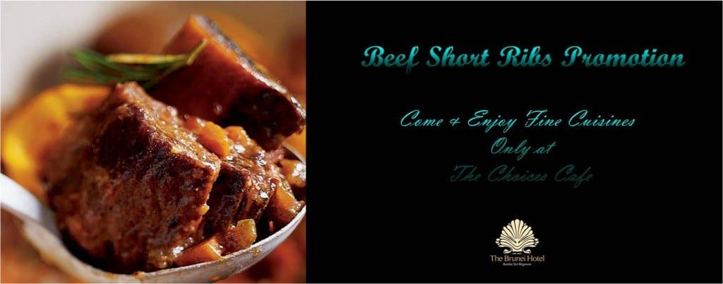 Beef Short Rib 2013