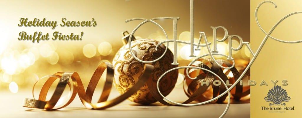 Holiday Season's Promo Webpage